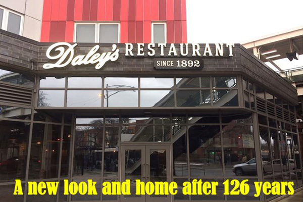 Daley S Restaurant Home